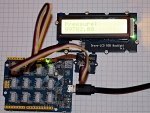 Grove Beginner Kit for Arduino | SEEEDSTUDIO | The BREAKOUT | GROVE Pressure Sensor BME280 on GROVE LCD1602 Display |First Steps with the Arduino-UNO R3 and NANO | Maker, MakerED, Maker Spaces, Coding